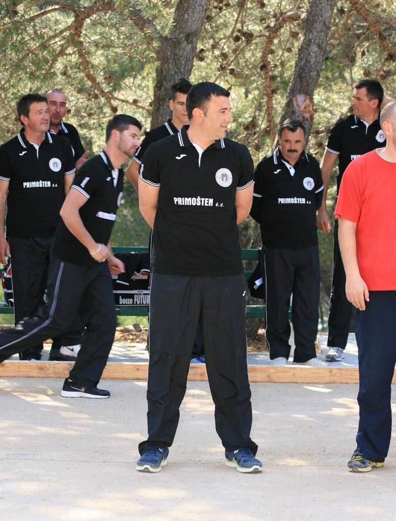 Organizacija turnir u Primoštenu