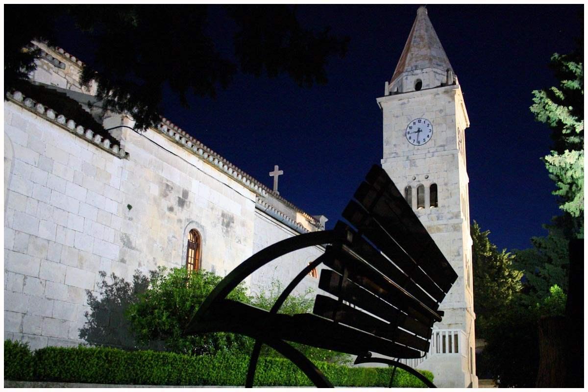 crkva sv.juraj primošten