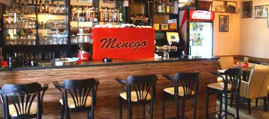 """Caffe bar """"Menego"""""""