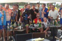 Slovenski biciklisti biciklirali od Ljubljane do Primoštena