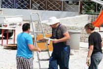 """Pripreme za humanitarni koncert """"Primošten za Slavoniju"""""""