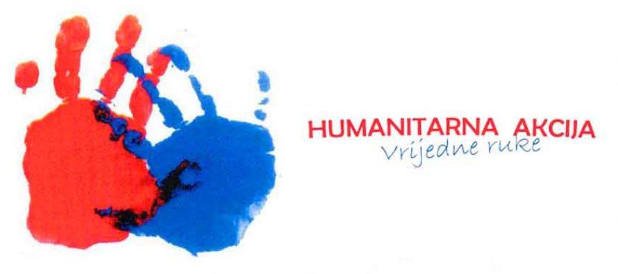 Humanitarna akcija VRIJEDNE RUKE