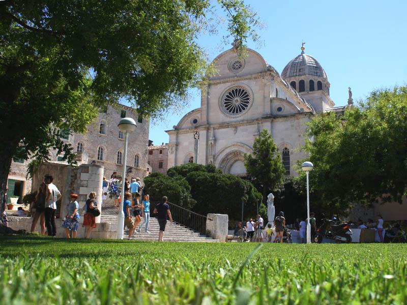 šibenik katedrala