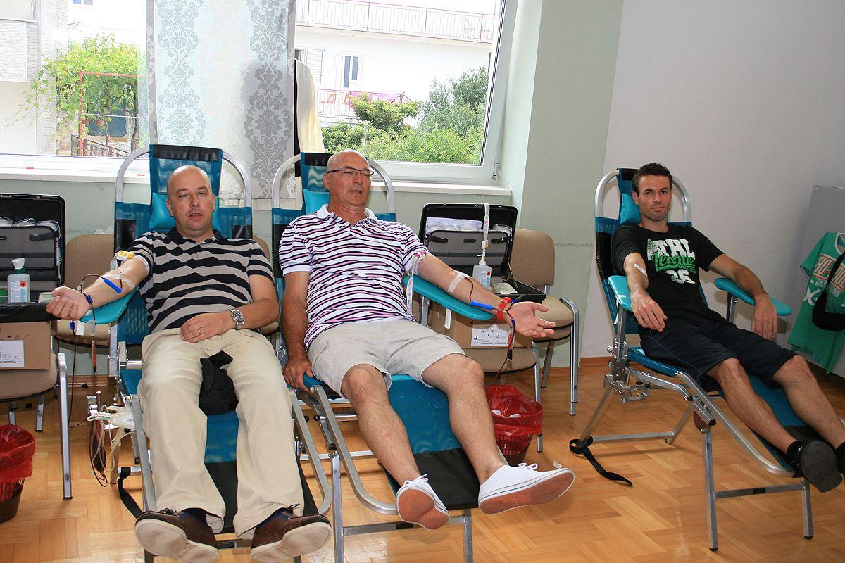 darivatelji krvi primošten