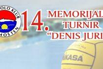 14. memorijalni turnir  Denis Jurin