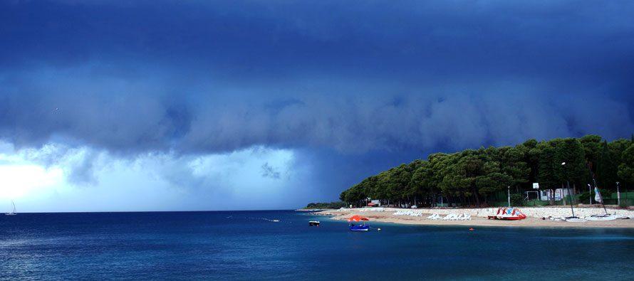 Danas u Dalmaciji ponegdje izraženije nevrijeme: Pogledajte tjednu prognozu vremena