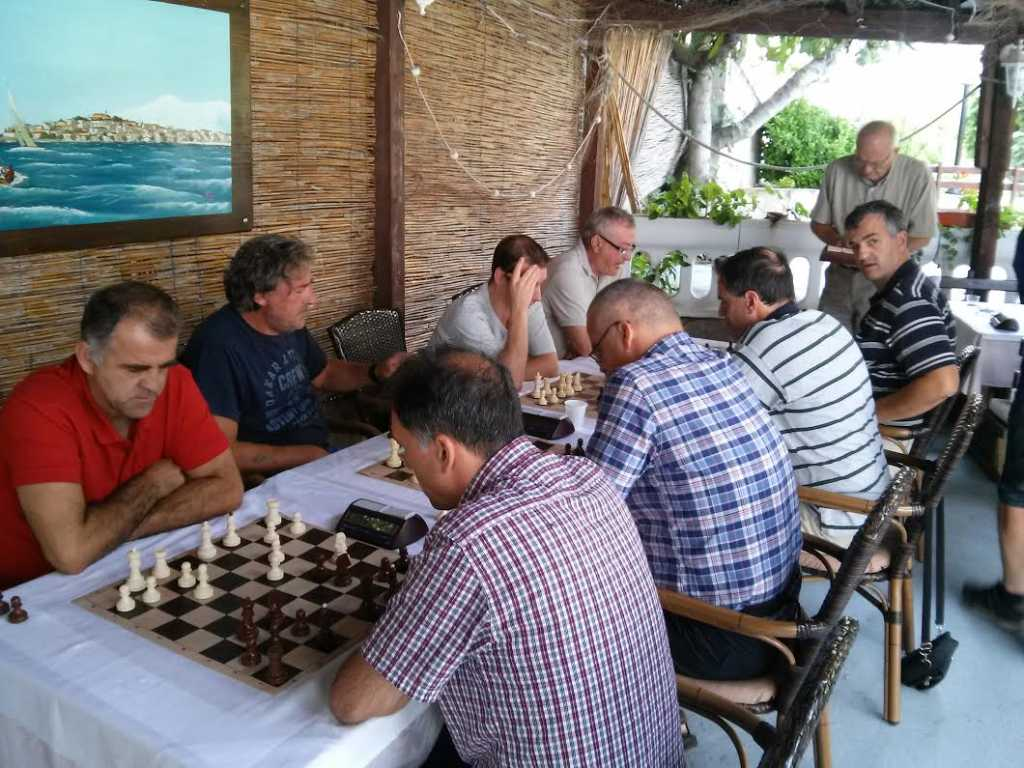 šah primošten