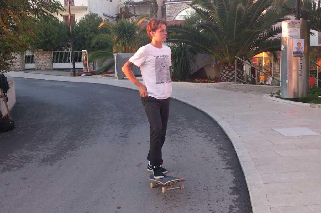 skateboard primošten