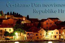 Čestitamo Dan neovisnosti Republike Hrvatske !