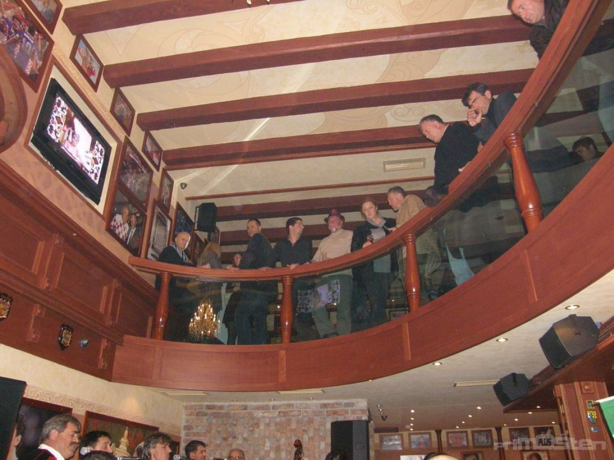 The Legends Pub – Otvorenje 29.11.2008.