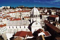 FOTO: Snimke iz zraka – Upoznajmo ljepote naše županije: Šibenska katedrala