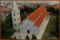 MALO POVIJESTI: Crkva sv. Jurja u Primoštenu