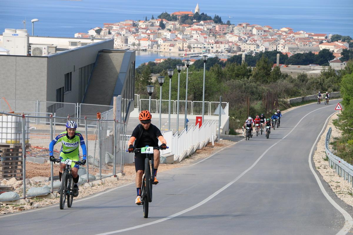 primosten, bike, rent, bicycle