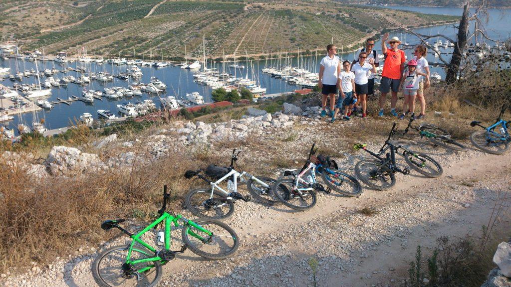 kremik, bike, service, ibike primosten, rental