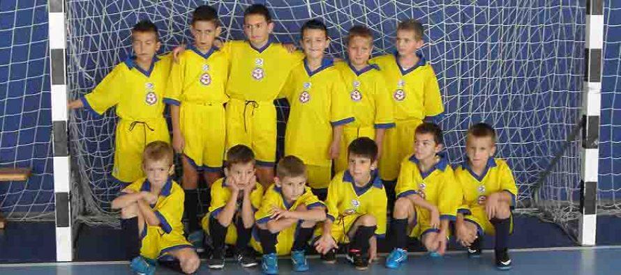 Najmlađi malonogometaši MNK Primoštena