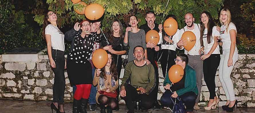 Sretan  rođendan prijateljskom portalu ŠIBENIK IN