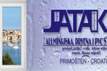 """Jatak-J"" – aluminijska, drvena i PVC stolarija"