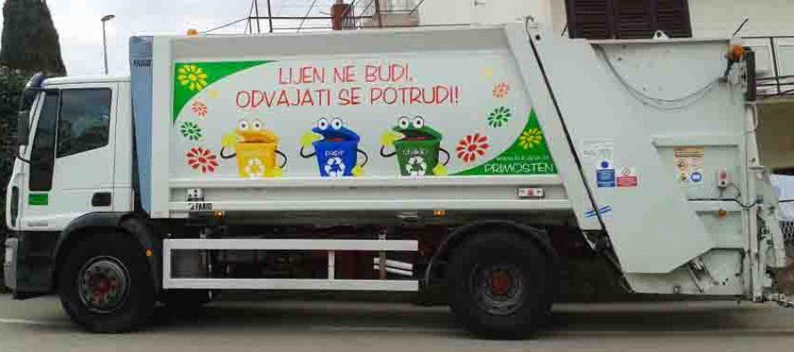 OBAVIJEST IZ BUCAVCA: Odvoz otpada
