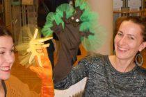 U Primoštenu jučer održana kreativna radionica 'Izrada ginjol lutaka'