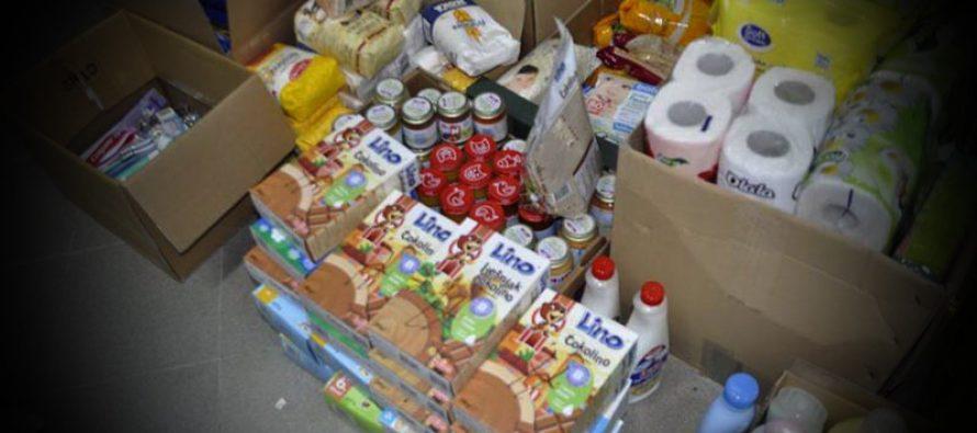 Gunji potrebna pomoć: Donirajte prehrambene proizvode