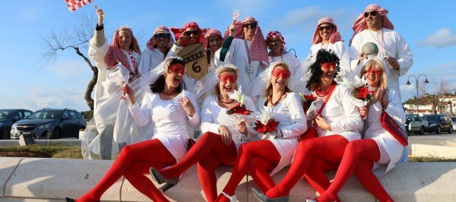 Deseti ljetni karneval ovog vikenda u Primoštenu