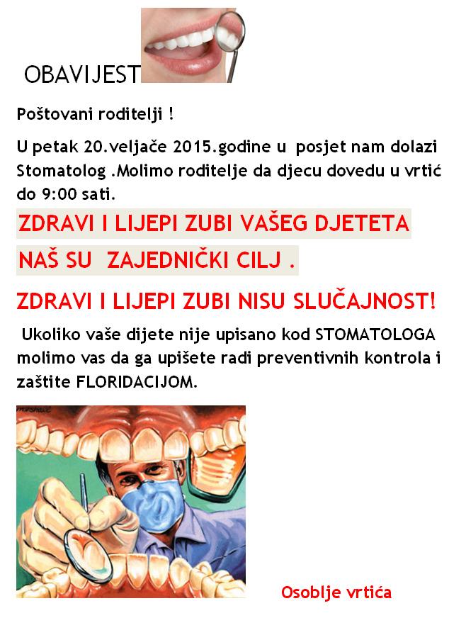 zubar primošten