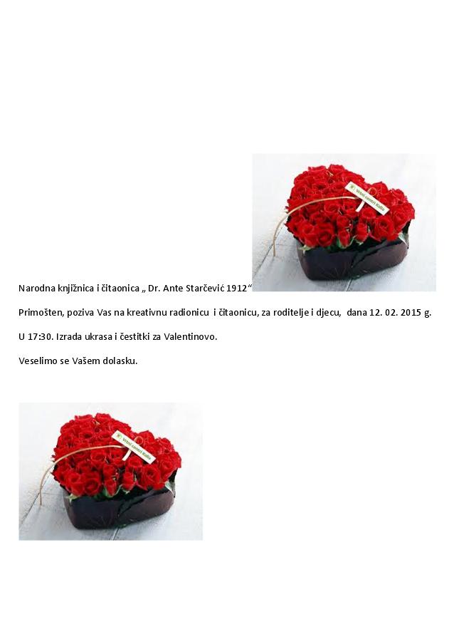valentinovo primošten