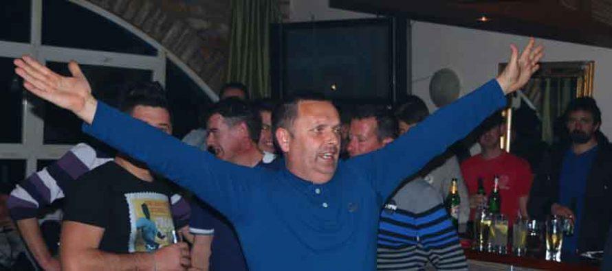 Velika pobjednička fešta u Olivi X