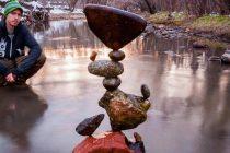Izgleda nemoguće – Balansiranje kamenjima