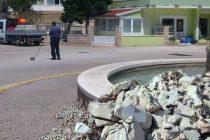 Vandali zatrpali primoštensku fontanu