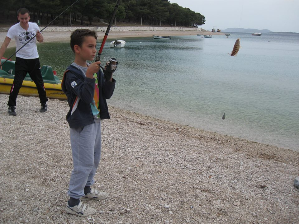 ribolov primošten