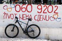 Biciklijada Radio Šibenika 2015. vozi se za Rebeku