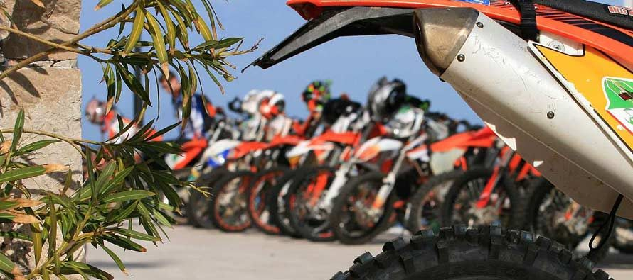 500  motorista natječe se u Primoštenu