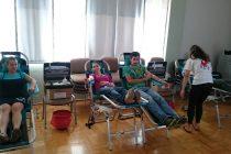 Primoštenci se odazvali akciji darivanja krvi