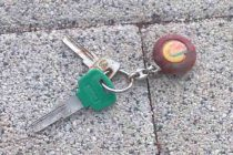 Izgubili ste ključeve??
