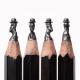 Fenomenalne mini skulpture na vrhu olovke