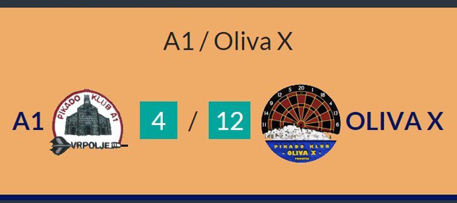 Furiozna pobjeda Olive X u drugom kolu Županijske lige