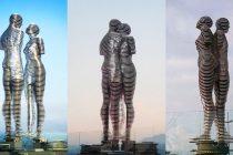 ZANIMLJIVOSTI: Ali i Nino – Pokretni kipovi koji predstavljaju prekrasnu ljubavnu priču