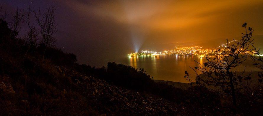 FOTO: Mistična magla nad Primoštenom