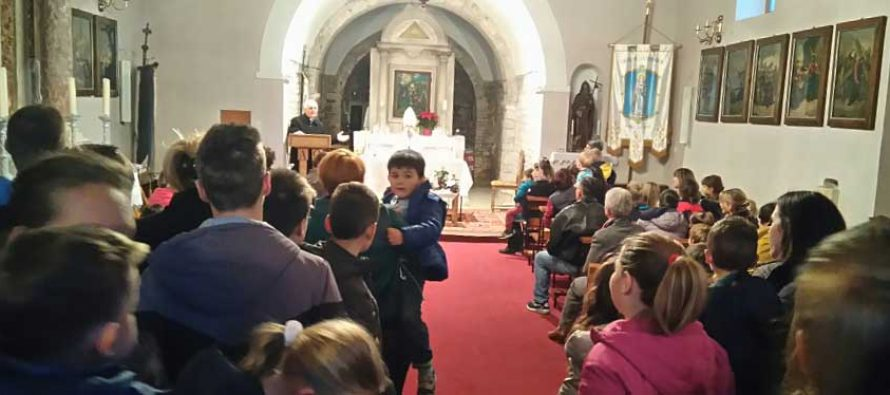 Sveti Nikola u Prhovu