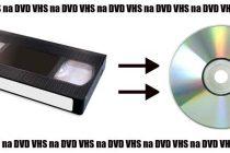 VHS na DVD – sačuvajte svoje uspomene