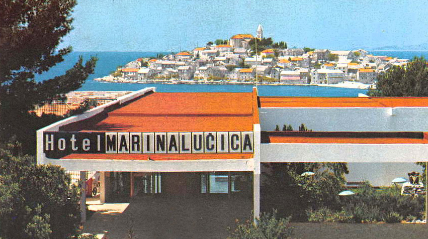 Marina  povijest