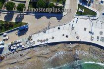 Na novouređenom dijelu primoštenske rive stajat će najveća ruža vjetrova u Hrvatskoj