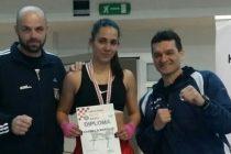 Karmela Makelja obranila naslov prvakinje Hrvatske u low kicku!
