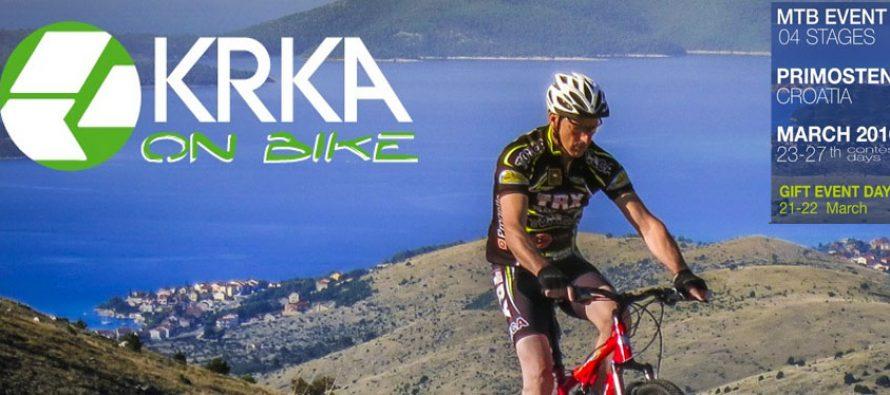 KRKA on bike ovog vikenda u Primoštenu