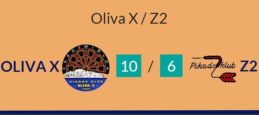 PIKADO: Oliva X upisala novu pobjedu