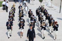 VIDEO IZ ZRAKA: Smotra glazbara u Primoštenu 14.5.2016
