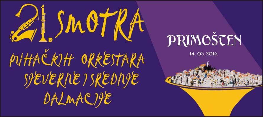 Ususret smotri: 965  godina glazbene tradicije dolazi u Primošten
