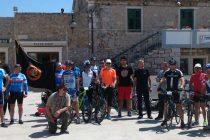 TZ Primošten ispratila biciklijadu 4. brigade