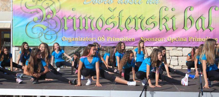 FOTO: Djeca donijela odličnu plesnu energiju u Primošten